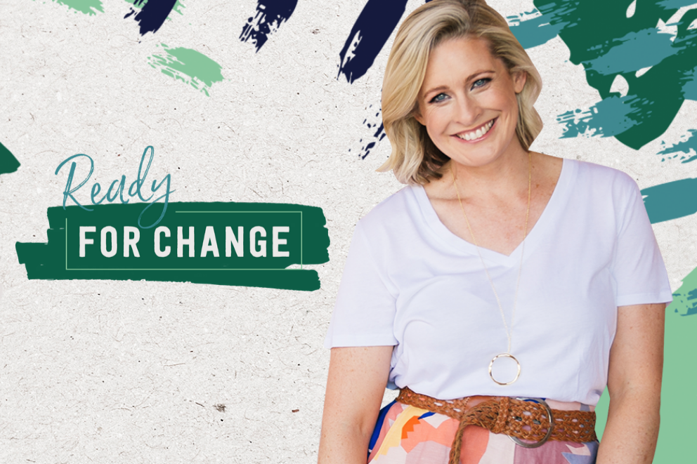 Lisa Corduff - Ready for CHange